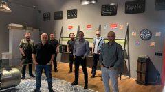 Billur Grup fabrikasını ziyaret ettik;