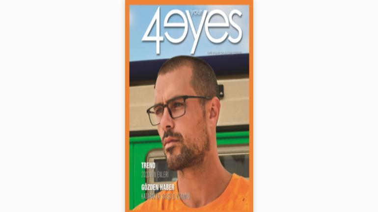 İstanbul İl Sağlık Müdürlüğü Ziyaretimiz 4eyes Ekim 2020 sayısında yer aldı