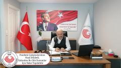 Basın Yayın ve Halkla İlişkiler Komisyonu – Başkanla Röportaj – 2.Bölüm