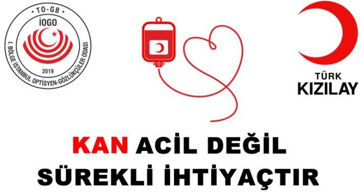 Kan Bağışı Organizasyonu Hakkında