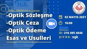 SGK Bilgilendirme Toplantısı Hakkında